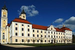 Roggenburg Abbey - Roggenburg Abbey, Baroque building