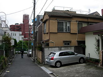 Koishikawa - Image: Koishikawastreets
