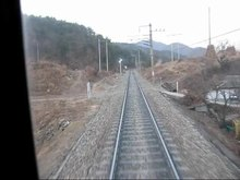 Fișier:Korail Yeongdong Line Movie From Nahanjeong to Heungjeon.ogv