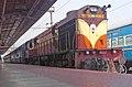 Koraput Intercity express arrives at Visakhapatnam.jpg