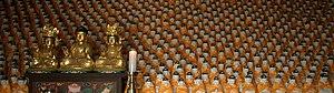 Daeheungsa - Cheonbuljeon's 1,000 smiling Buddhas