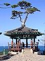 Korea-Naksansa 2112-07 Uisangdae.JPG