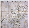 Korean old map Northern west regions of Korea.jpg