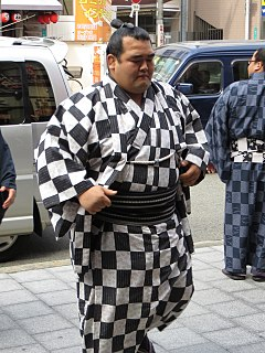 Kotoshōgiku Kazuhiro Sumo wrestler