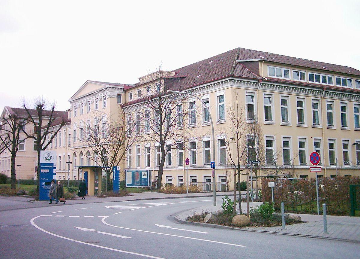 Asklepios Klinik St. Georg – Wikipedia