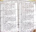 Krekenavos RKB 1849-1858 krikšto metrikų knyga 009.jpg