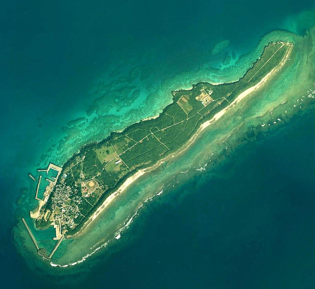 Kudaka Island gsi-20050124