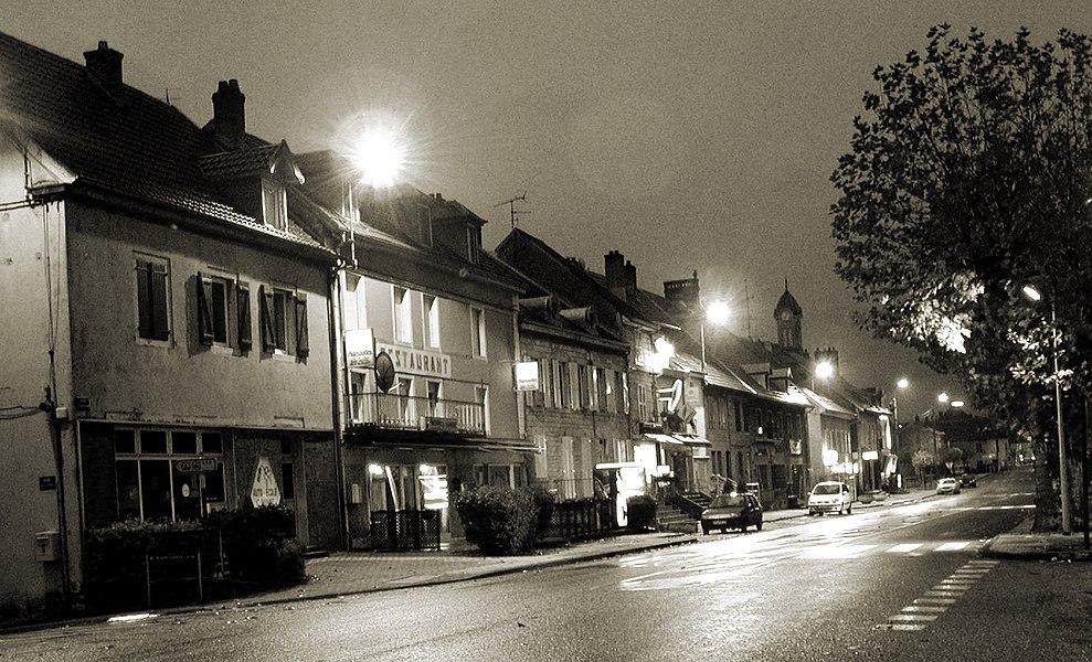 L'Isle-sur-le-Doubs, France