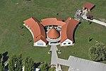 Légi felvételen a Természet Háza Látogatóközpont (Gyenesdiás).jpg