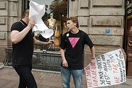 Совфед ужесточил наказание за пропаганду гомосексуализма