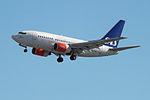 LN-RPB Boeing 737-600 SAS (14829210853).jpg
