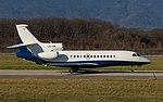 LX-ISR Dassault Falcon 7X FA7X - SVW (23619135629).jpg