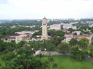 University of Puerto Rico - Image: La Universidad