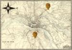 La Gustave mongolfière trajet 4 juin 1784, carte 1835.png