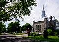 La chapelle et le parc des Martyrs - Beauport.jpg