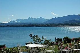 Montreux Bon Restaurant Fromage