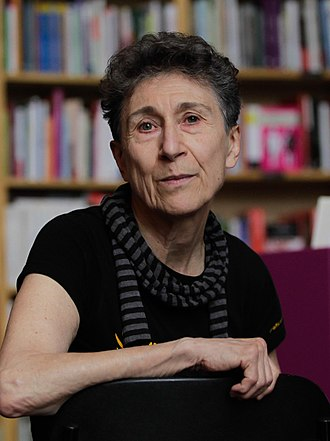Silvia Federici - Federici being interviewed in 2014.