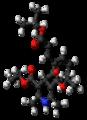 Lacidipine molecule ball.png