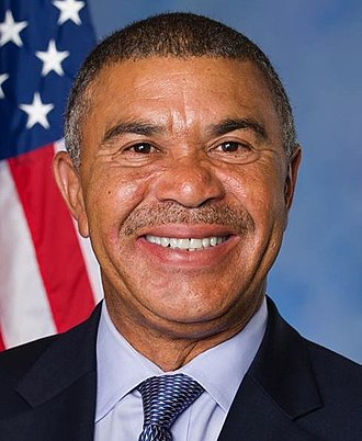 Missouri's congressional districts - Image: Lacy Clay official photo (cropped)