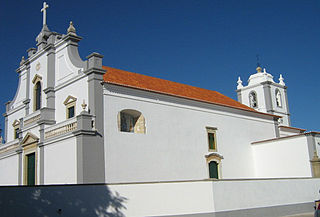 Church of Our Lady of Light (Lagoa) Church in Algarve, Portugal