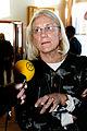 Laila Freivalds, Sveriges utrikesminister, talar med pressen.jpg