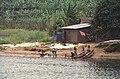 Lake Kivu shoreline at Gisenyi.jpg