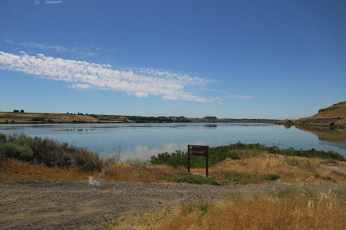 Lake Sacajawea - Wikipedia