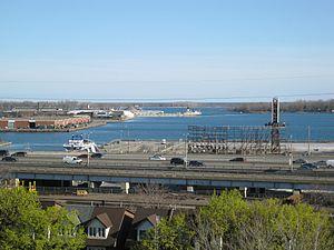 Lake freighter Mississagi in the Eastern Gap -j.jpg