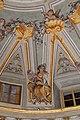 Lamporecchio, villa rospigliosi, interno, salone di apollo, con affreschi attr. a ludovico gemignani, 1680-90 ca., segni zodiacali, sagittario 01.jpg