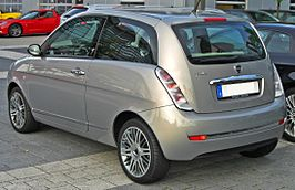 Lancia ypsilon wikipedia - Lancia y diva 2010 ...