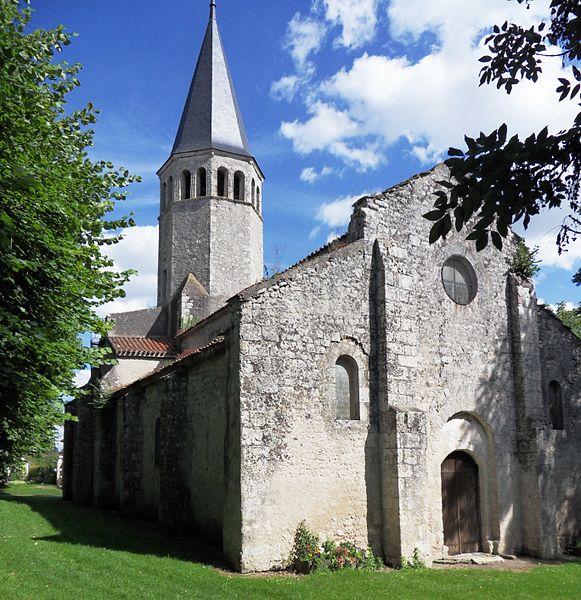 Église Saint-Sulpice,  (Inscrit, 1926)