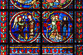 Laon Cathedral Stained Glass Window Central Aisle 01.JPG