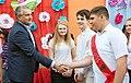 Last bell ceremonies in Simferopol (2016) 1.jpg