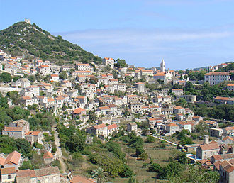 Lastovo - Lastovo (town)