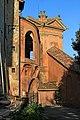 Lato interno dell'ultimo tratto del portico di San Luca, arrivo al Santuario. - panoramio.jpg