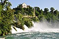 Laufen-Uhwiesen - Schloss Laufen - Rheinfall - Neuhausen am Rheinfall 2010-06-24 18-45-26.JPG