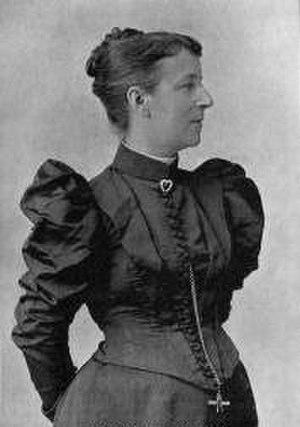 Laura Ormiston Chant - Chant in 1890