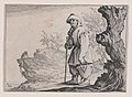 Le Paysan Portant son Sac (The Peasant Carrying his Sack), from Les Caprices Series A, The Florence Set MET DP874425.jpg