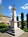 Le Perréon - Monument aux morts 1 (avril 2019).jpg