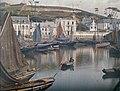 Le port d'Audierne vers 1900 Gustave Gain Archives dép Manche.jpg