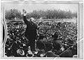 Le président Roosevelt prononçant un discours, 4 juillet 1917 - Paris 01 - Médiathèque de l'architecture et du patrimoine - APZ0003589.jpg