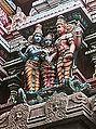 Le temple de Meenakshi (Madurai, Inde) (13827816423).jpg