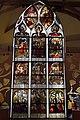 Le triomphe de Pétrarque détail Evry église st pierre baie 8 76754.jpg