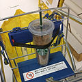 Leave it to IKEA to even have a Starbucks cup holder on their carts. -justkidding (14691471385) (2).jpg