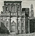 Lecce chiesa di Santa Chiara xilografia di Richard Brend'amour.jpg