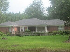 Len Lacy - Len and Sallie Lacy House in Castor, Louisiana