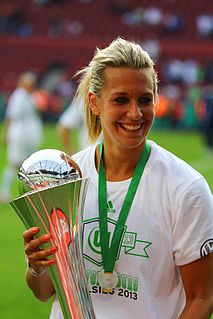 Lena Goeßling German footballer