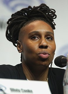 Lena Waithe American actress, producer, and screenwriter