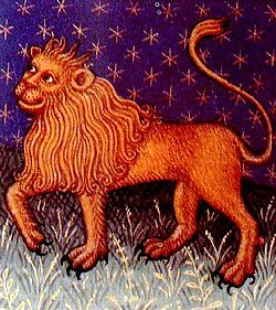 Symbol of Leo