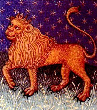 Leo (astrology) - Image: Leo 2